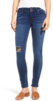 Hudson Women's 'Elysian - Collin' Mid Rise Skinny Jeans