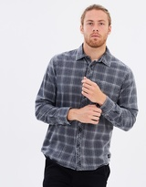 Quiksilver Mens Cut And Shut Long Sleeve Shirt