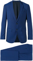 HUGO BOSS classic suit - men - Cupro/Virgin Wool - 52