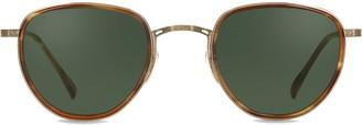 Mr. Leight Roku S Bw-atg-bw/grngl Sunglasses