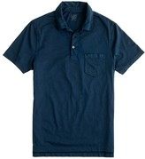 J.Crew Slim broken-in pocket polo shirt