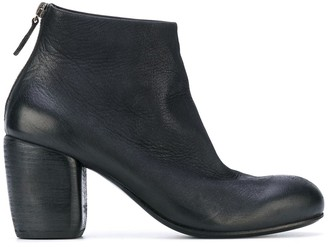 Marsèll Zipped Heeled Ankle Boots