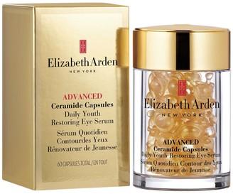 Elizabeth Arden Advanced Ceramide Capsules Daily Youth Restoring Eye Serum, x 60