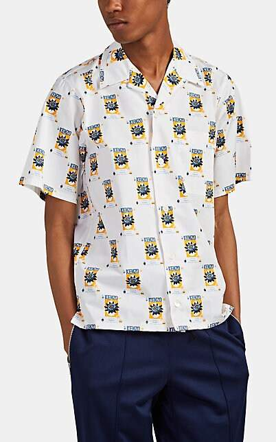c37420d2e046 Kenzo Men's Shirts - ShopStyle