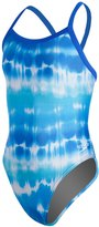 Speedo Youth Water Supply Flyback One Piece Swimsuit 8138473