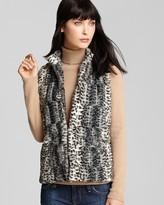 Aqua Patricia Faux Fur Vest