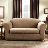 Sure Fit Stretch Stripe Loveseat Slipcover