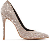 Reiss Marilyn Crystal-Embellished Shoes