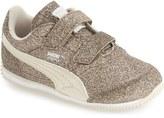Puma 'Steeple Glitz' Sneaker (Baby, Walker & Toddler)
