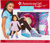 Fashion Angels American Girl Knit Slippers Kit