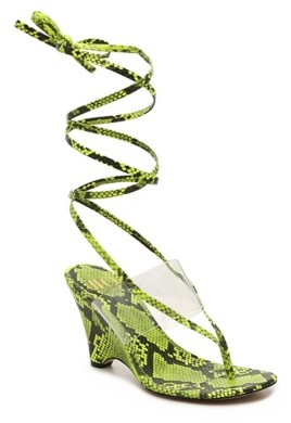Jlo Jennifer Lopez Sinorita Wedge Sandal