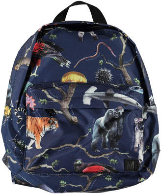 Molo Kid's Tree of Life Print Backpack