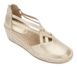 Kenneth Cole Reaction Clo Elastic Wedges Women's Shoes