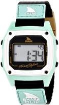 Freestyle Men's 103326 Shark Classic Clip Digital Display Japanese Quartz Black Watch