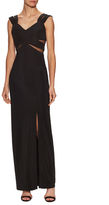 JS Collections Cut Out Top Maxi Dress