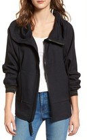 James Perse Women's Side Snap Jacket