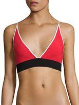 Jonathan Simkhai Reversible Bikini Top