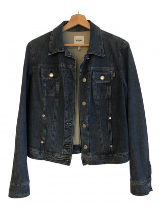 Moschino Blue Denim - Jeans Jackets