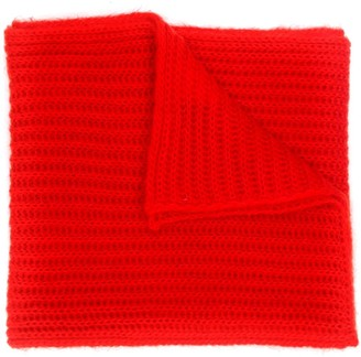 Marni knitted scarf