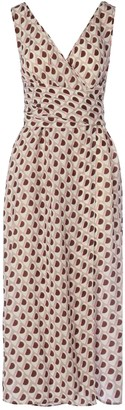 Maliparmi Sliding Dots Dress