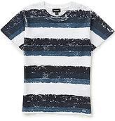 Diesel Big Boys 8-16 Taolt Horizontal-Stripe Short-Sleeve Tee