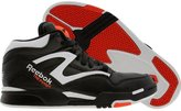 Reebok Pump Omni Lite Mens Leather Hi Top Sneakers