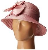 San Diego Hat Company DRS3554 Dressy Derby Hat (Pink) Caps