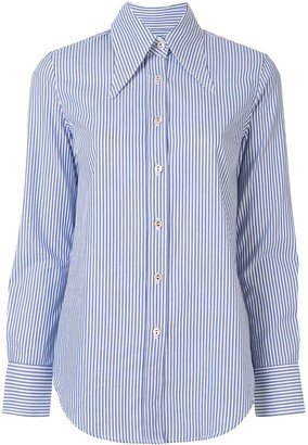 Vivienne Westwood New Classic striped shirt