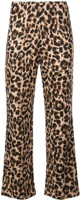 Reformation Marlon flare trousers