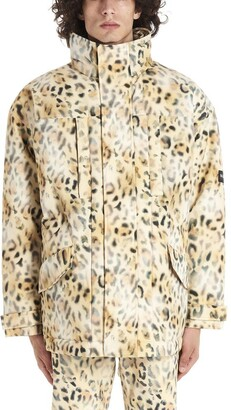 Martine Rose Napa By Animalier Printed Jacket