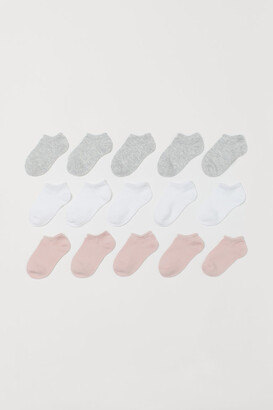 H&M 15-Pack Trainer Socks