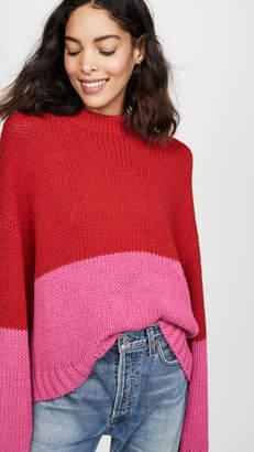 XiRENA Sundance Alpaca Sweater