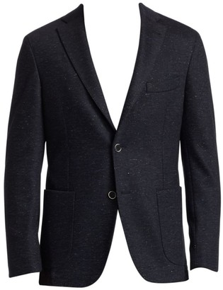 Saks Fifth Avenue COLLECTION Donegal Tweed Jacket