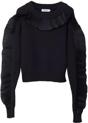 Rodebjer Phoenix Knitted Sweater - black | m - Black/Black
