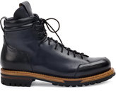Silvano Sassetti lace up boots - men - Calf Leather/rubber - 6