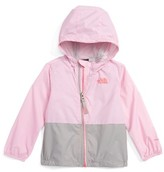 The North Face Infant Girl's Flurry Hooded Wind Breaker