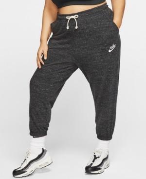 Nike Plus Size Gym Vintage Capri Pants
