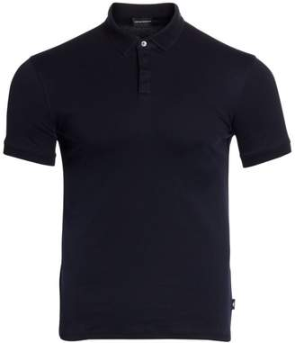 Emporio Armani Cotton Polo Shirt