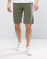 Boss Orange By Hugo Boss Chino Shorts Regular Fit In Green