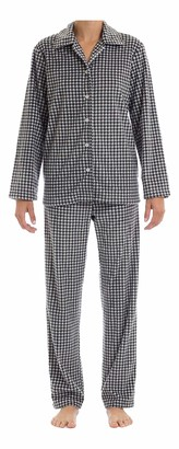 Joe Boxer Women's Classic Microfleece Pajama Set Sleepwear