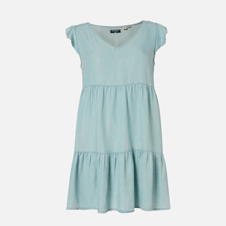 Superdry Women's Tinsley Tiered Dress