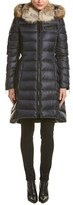 Dawn Levy Bee Quilted Down Coat.