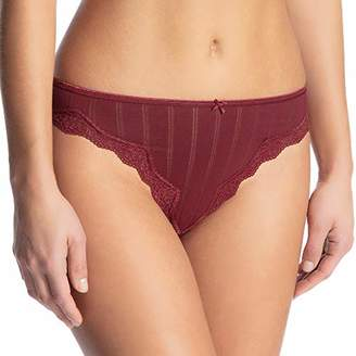 Calida Women's Etude Toujours Full Brief, (Forever Blue 422), (Size : )