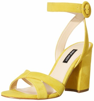 Nine West womens Wnnikki Heeled Sandal