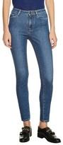 Maje Women's High Waist Skinny Jeans