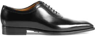 Gucci lace-up Oxford shoes