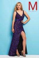 Mac Duggal 4341 L Purple