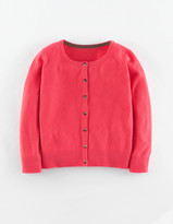 Boden Cropped Cashmere Cardigan