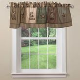 Bed Bath & Beyond Alpha Bravo Charlie Window Valance
