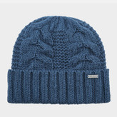 Michael Kors Men's Link Cable Cuff Hat - Sea Blue